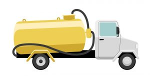 Industrial vacuum truck services in Elgin, Illinois