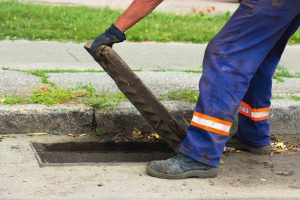 Sewer line cleaning company in Aurora, Illinois