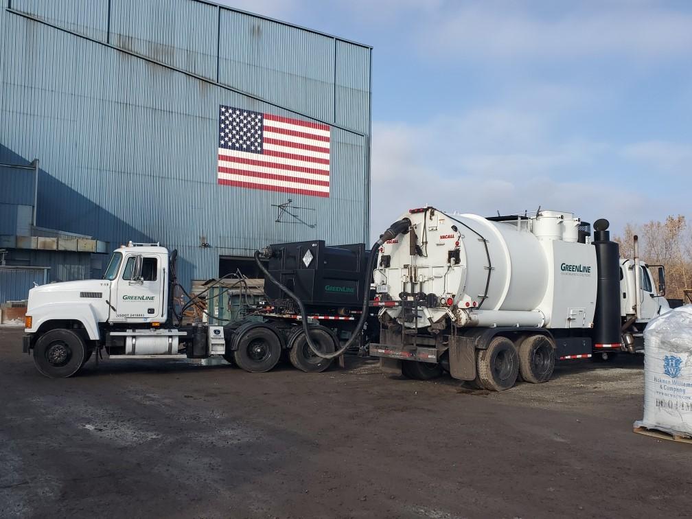Vacuum truck service company in Valparaiso, Indiana